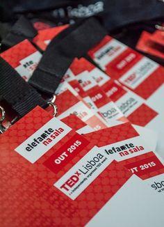 Em contagem decrescente para o TEDxLisboa! #TEDxLisboa #ElefantenaSala Foto de © Ricardo Forna