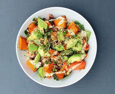 The Healthy Ingredient — Pumpkin, Tahini & Hemp Seeds