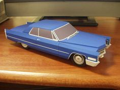 1966 Cadillac (1/24)
