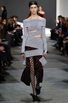 Proenza Schouler Fall 2015 Vogue Trend Report: Eighties Remix