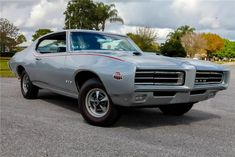 1969 PONTIAC GTO JUDGE - Barrett-Jackson Auction