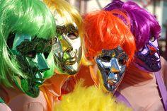 Portela - Carnaval 2012  - a bit scary