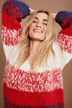 Inspiration and happiness since 2004 Camilla, Winter Hats, Red, Sweaters, Happiness, Inspiration, Instagram, Fashion, Biblical Inspiration