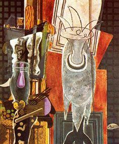 """""""El Velador"""", Georges Braque"""