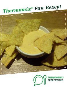 Käsesauce zu Nachos von juvenila. Ein Thermomix ® Rezept aus der Kategorie Saucen/Dips/Brotaufstriche auf www.rezeptwelt.de, der Thermomix ® Community.