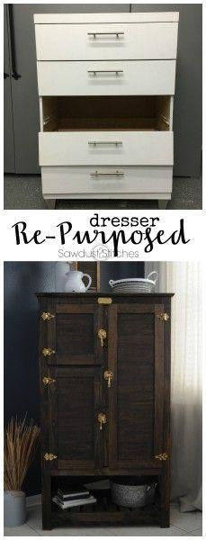 Dresser Re-purposed
