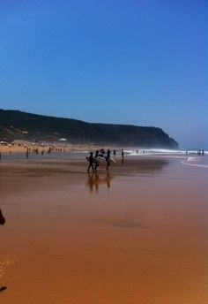 Praia Grande. Sintra.