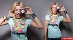 80's t-shirts!! ♥♥
