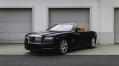 SXE Cars : Photo. [OC] David Lee's amazing new Rolls Royce Dawn [4239 x 2384]
