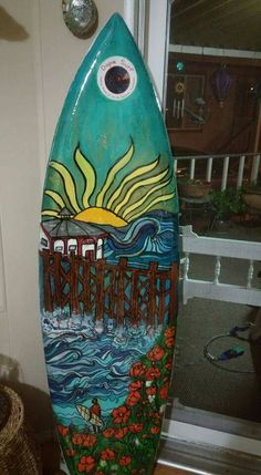 Huntington Beach, Surfing, Tropical, Artists, Surf, Surfs Up, Artist, Surfs