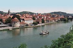 Turist boat Dravska Vila on river Drava - Maribor - SI Slovenia, Boat, River, Dinghy, Boats, Rivers, Ship