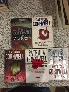 Books by Patricia Cornwell