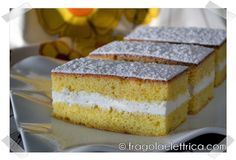 KINDER PARADISO fragolaelettrica.com Le ricette di Ennio Zaccariello #Ricetta