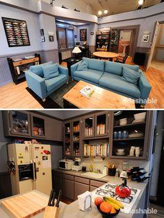 seinfeld kitchen - Google Search | Kitchen, Apartment ...