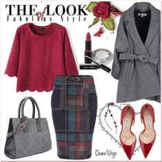 The Look by queenvirgo on Polyvore featuring Kenzo, Manolo Blahnik, Bobbi Brown Cosmetics, Lucky Brand, women's clothing, women's fashion, women, female, woman and misses