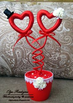 1 million+ Stunning Free Images to Use Anywhere Diy Home Crafts, Diy Arts And Crafts, Crafts To Make, Valentine Wreath, Valentine Day Crafts, Saint Valentin Diy, Valentines Bricolage, Free To Use Images, Deco Floral