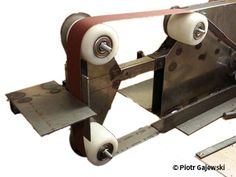 Schleifmaschine für Werkbank  - Zeit sie selbst zu bauen!