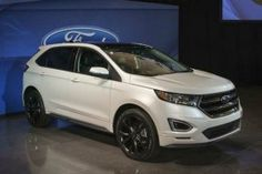 2016 ford edge sport release date