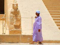Templo de Hatshepsut, mayo 2012