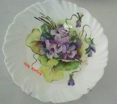Decoupage na porcelana