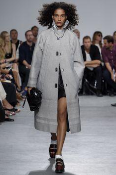 Proenza Schouler Spring 2017 Ready-to-Wear Fashion Show - Luisana Gonzalez