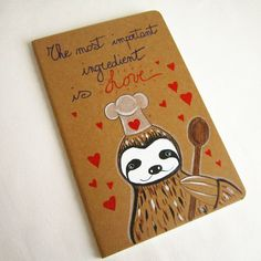 I want this to create a Recipe Book for myself ^-^    $18.00