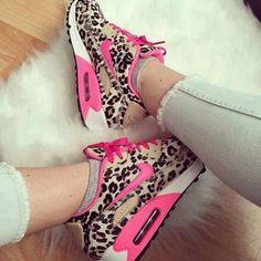 Nike Air Max 90 womans NikeiD Nike Air Max, Nike Shoes Air Force, Pink Nike Shoes, Cute Nike Shoes, 2017 Fall Fashion Trends, Tenis Nike Air, Sneakers Fashion, Sneakers Nike, I Love My Shoes