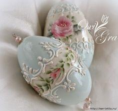 42 Egg Crafts, Easter Crafts, Egg Shell Art, Carved Eggs, Easter Egg Designs, Easter Parade, Easter Projects, Egg Art, Egg Decorating