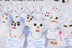 Sapporo Snow Festival | ZEKKEI Japan -Introduction of superb view spots in Japan to the world- Snow In Japan, Sapporo, Snow And Ice, Sculptures, Snoopy, World, Hokkaido, The World, Sculpture