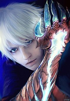 Image uploaded by elmoabse. Find images and videos about cosplay, nero and devil may cry 4 on We Heart It - the app to get lost in what you love. Nero Dmc, Dante Devil May Cry, Bayonetta, Male Cosplay, Geek Girls, Cultura Pop, Anime Manga, Game Art, Fantasy Art