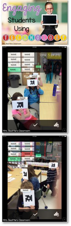 A great blog post about using technology in the classroom!