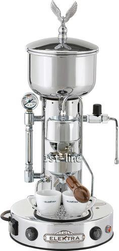 Elektra microcasa semiautomatica ART.SXC Home Model Espresso & Cappuccino Machines - 1st-line Equipment, LLC