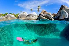 tropical...not into the whole scuba diving but this scenery is beautiful:)