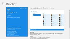 Dropbox lanza su aplicación para Windows 8 http://www.genbeta.com/p/73710