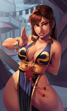 Chun li sex games