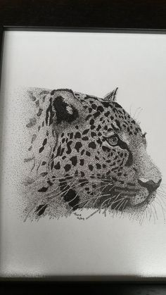 Art - Pointillism Creating art drawings just using dots - by Thea Loots Pointillism, Art Drawings, Dots, Abstract, Artwork, Stitches, Summary, Work Of Art, Auguste Rodin Artwork