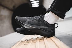 Look For The Nike Vapor Street Flyknit Black Anthracite Now      The Nike Vapor Street Flyknit is a new silhouette from the Swoosh that has a similar design as the Zoom VaporFly Elite but highlighted with large... http://drwong.live/sneakers/nike-vapor-street-flyknit-black-anthracite-now-available/