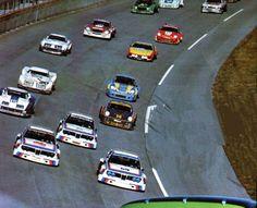 Départ des 24 Heures de Daytona 1976 - L'Automobile mars 1976.
