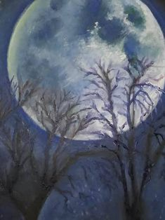 Original Artwork, Gallery, Artist, Painting, La Luna, Painting Art, Paintings, Painted Canvas, Drawings