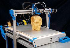 3D-принтер – внешнее устройство компьютера , которое является нечем иным, как станком с числовым программным управлением (ЧПУ) предназначенным для быстрого получения прототипов изделий, спроектированных на ПК, методом послойной печати.