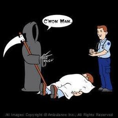 The reaper can try...