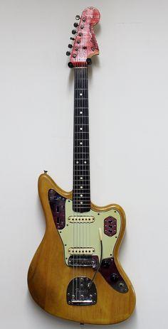 1965 Fender Jaguar Vintage Electric Guitar with Case | eBay