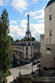 Rue Fresnel by Nijule on Flickr.