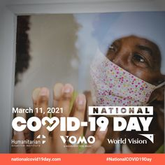 National COVID-19 Day Inspiring People, World, Day, The World
