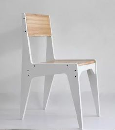 61 ideas for plywood furniture chair products Plywood Chair, Plywood Furniture, Pallet Furniture, Furniture Cleaning, Furniture Removal, Painted Wooden Chairs, Chair Design Wooden, Simple Furniture, Modern Furniture