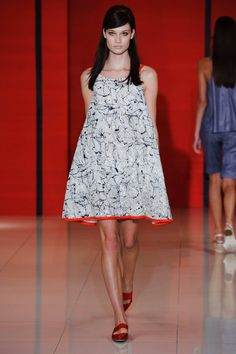 lisa perry collection, spring 2015 rtw