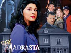 """""""A Madrasta"""" eleva a audiência do SBT nesta quarta (23), mas fecha em terceiro"""