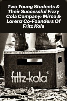 Fritz-Kola sold 71 million glass bottles of that size in 2019, compared with 74 million at Coke, and just 337,000 at Pepsi. #investment #fritzkola #business #entrepreneur #entrepreneurs #entrepreneurship #insighttrending Business Mission, Business Goals, Start Up Business, Business Entrepreneur, Business Planning, Pepsi, Coke, Fritz Kola, Co Founder