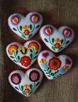 corazones liveinternet móviles hechas de fieltro. Muchas de las ideas   dikulya67 - Mi mundo  