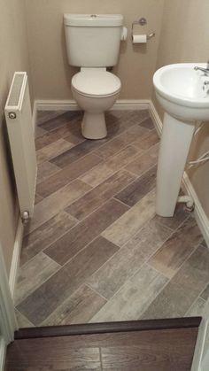 bathroom floor tile wood flooring   spa-like bathroom